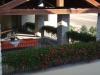 veranda con fiori
