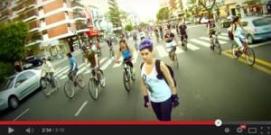 invasion de bicicletas