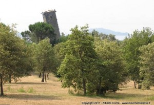 torre vernazzano percorso